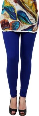 Charu Boutique Women's Blue Leggings