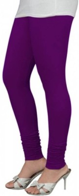 Avgi Women's Purple Leggings