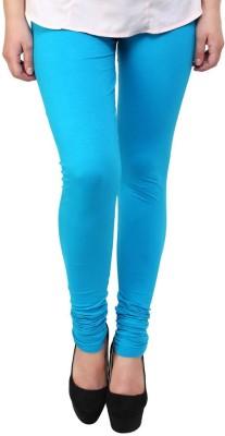 Lasunj Women's Light Blue Leggings