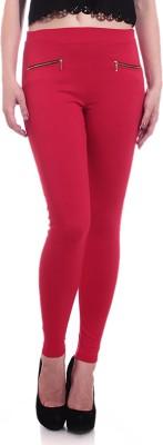 Hightide Women's Red Jeggings