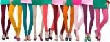 Saiarisha Women's Maroon Leggings (Pack ...