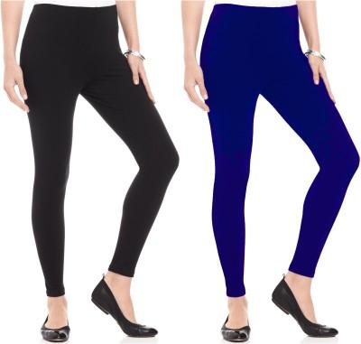 Kamuk Life Women's Black, Blue Leggings