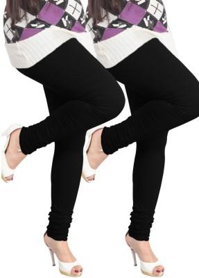 Barkha fashion Women's Black Leggings