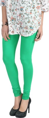 Yogine Women's Light Green Leggings