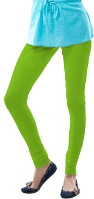 Dollar Missy Women's Light Green Leggings