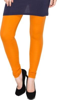 Rann Women's Orange Leggings