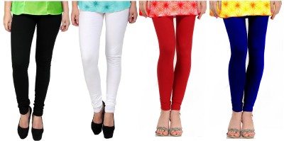 A5 Fashion Women's Multicolor Leggings