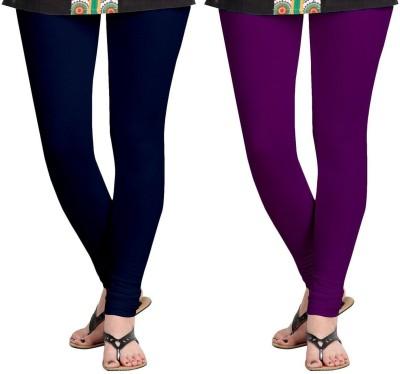 AF Sayonara Women's Purple, Blue Leggings