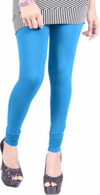 The Pajama Factory Women's Blue Leggings