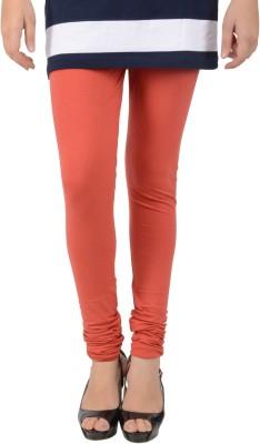 EVIZZA Women's Red Leggings