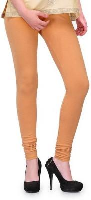 Lasunj Women's Beige Leggings