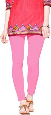 Triveni Women's Pink Leggings