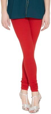 Addline Women's Red Leggings
