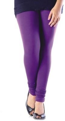 Rakshita's Collection Women's Purple Leggings