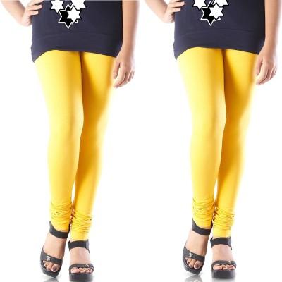 SSD Women's Yellow Leggings