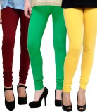 Kvell Be Proud Women's Yellow Leggings (...