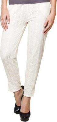 CJ15 Women's White Jeggings