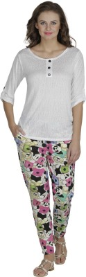 Svt Ada Collections Women's Multicolor Jeggings
