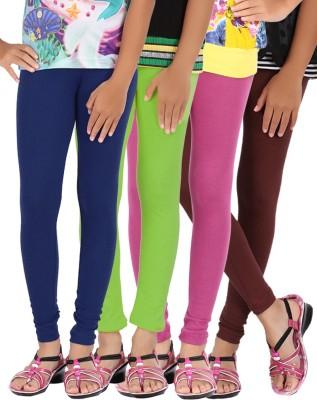 Be Style Girls Multicolor Leggings