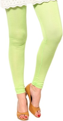 Value4paisa Women's Green Leggings