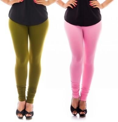 Femninora Women's Multicolor Leggings