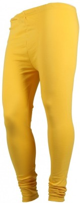 Larjjosa Women's Yellow Leggings