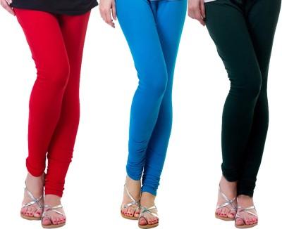 Archway Women's Red, Blue, Green Leggings