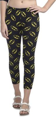 Batgirl Women's Black Leggings