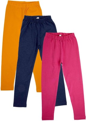 Raine And Jaine Girl's Multicolor Leggings