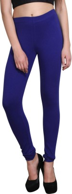 Phashion Town Women's Blue Leggings