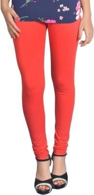 Set Women's Red Leggings