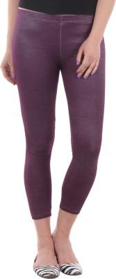 SS Women's Purple Leggings