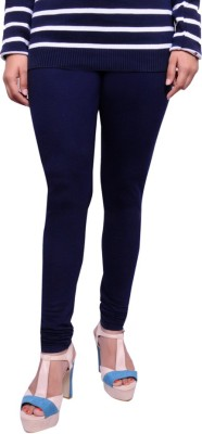 TANUNNI Women's Dark Blue Leggings