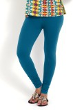 Indiwagon Women's Blue Leggings