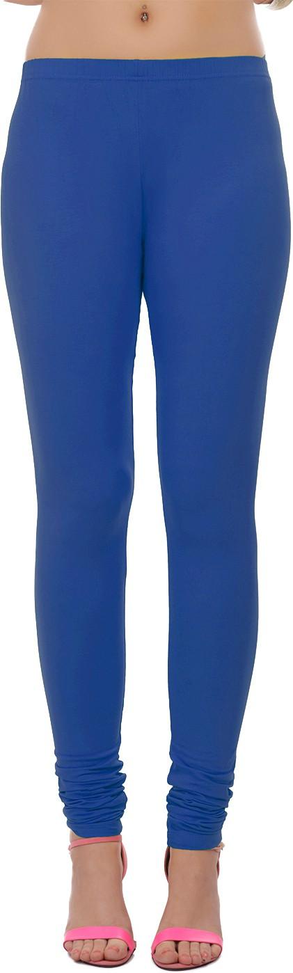Sonari Womens Blue Leggings