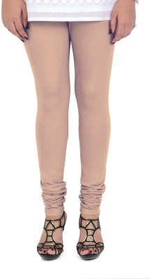Vami Women's Beige Leggings