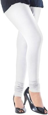 M|S Women's White Leggings