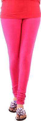 Goyal Arts Women's Pink Leggings
