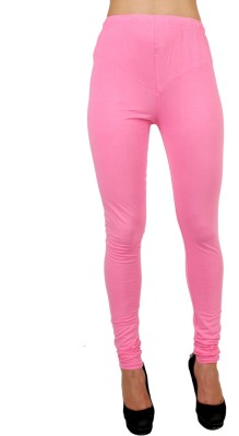 C/Cotton Comfort Women's Pink Leggings