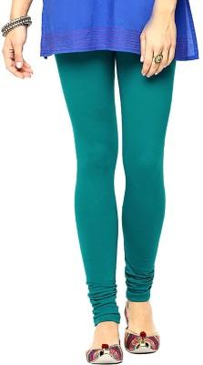 4S Women's Green Leggings