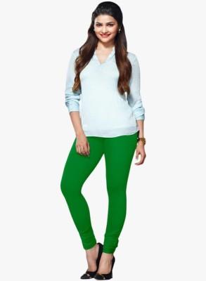 Sayonara Women's Green Leggings