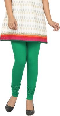 Agrima Fashion Women's Green Leggings