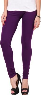 Zweena Women's Purple Leggings