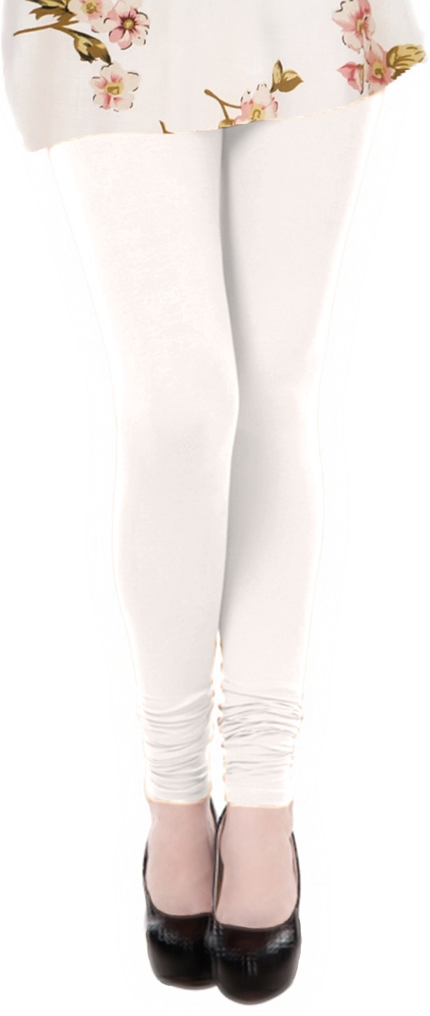 Sonari Fleur Womens White Leggings