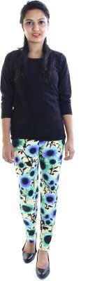 CottonFlake Women,s Multicolor Leggings