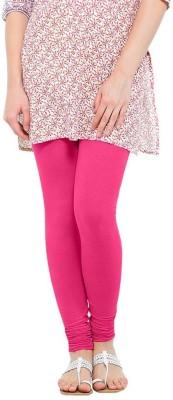 Kiyaracollection Women's Pink Leggings