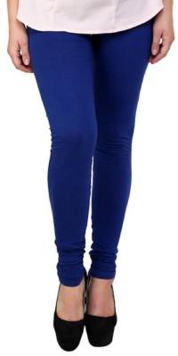 Lakos Women's Blue Leggings