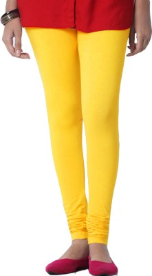 Rham Women's Yellow Leggings