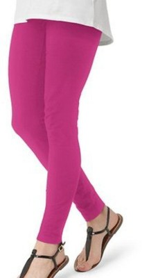 Nishu Design Women's Pink Leggings