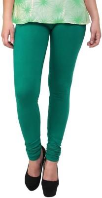 A5 Fashion Women's Green Leggings